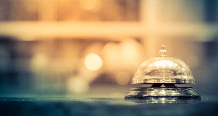 Use Case: Hospitality Company Implements Keyless Entry System Using Outcome Roadmaps