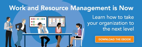 Work and Resource Management is Now eBook