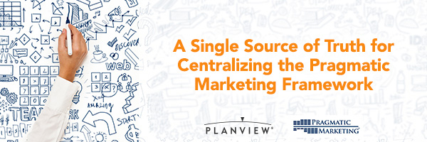 A single source of truth for centralizing the Pragmatic Marketing Framework