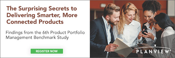 The Surprising Secrets to Delivering Smarter, More Connected Products 6th Product Portfolio Management Benchmark Study