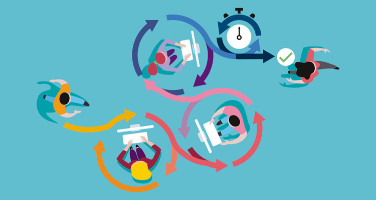 Connect Agile Teams Using Different Agile Tools and Workflows
