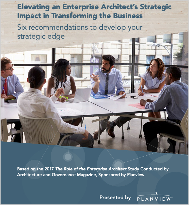 Elevating an Enterprise Architect's Strategic Impact in Transforming the Business Case Study