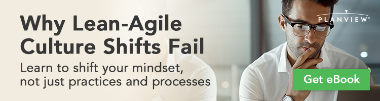 Why Lean-Agile Culture Shifts Fail